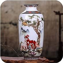 Little-Goldfish vases Ceramic Vase Vintage Chinese Style Animal Vase Fine Smooth Surface Home Decoration Furnishing Articles,6,Australia