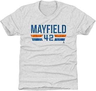 Scott Mayfield New York Hockey Kids Shirt - Scott Mayfield New York I Font