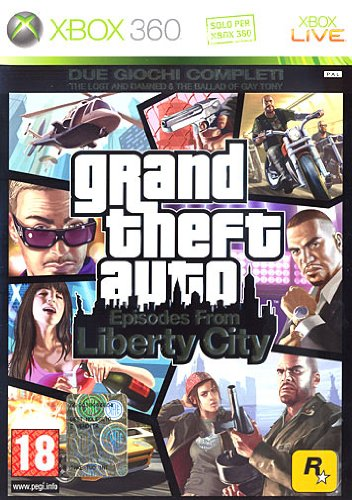 Grand Theft Auto Episodes From Liberty C
