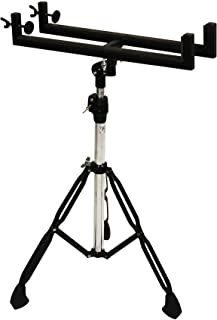 Meinl Percussion Cajon Cymbal Stand with Tripod Base - Create a Light and Portable Perc Set for Acoustic Shows, 2-YEAR WARRANTY, CCS