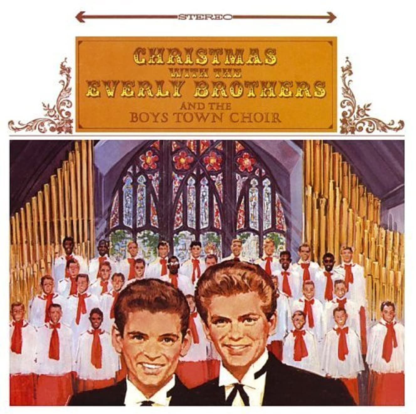 Christmas With Everly Brothers & Boys Town Choir by Everly Brothers (2005) Audio CD