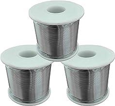 Kamas Open The Package - Varilla de soldadura de aluminio, alambre de aluminio de cobre de baja temperatura, 2 mm x 3 m