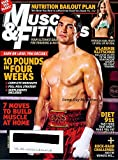 Muscle & Fitness Magazine March 2009 Nutrition Bailout Plan Wladimir Klitschko Gain or Lose 10 Pounds in Four Weeks