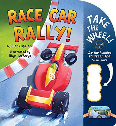 Race Car Rally! [Lingua Inglese]