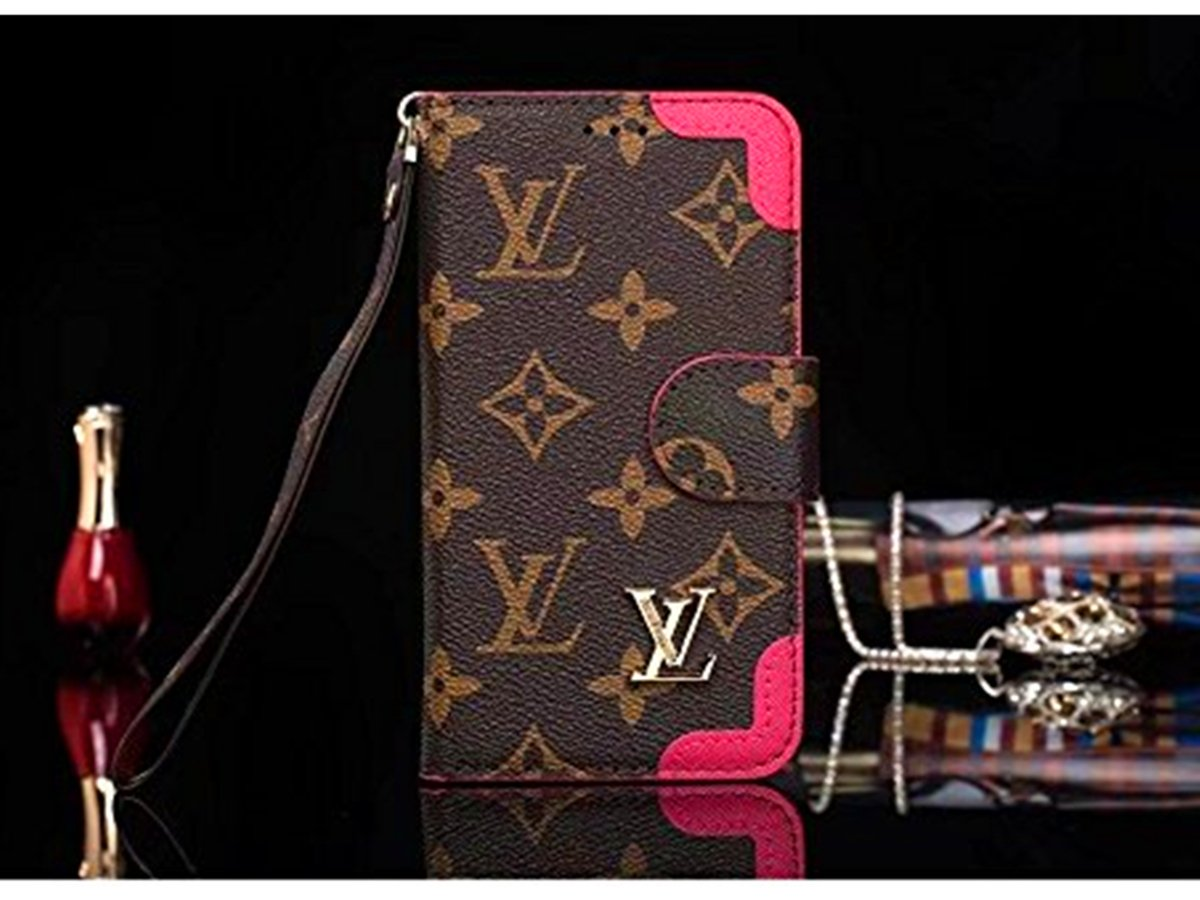 louis vuitton iphone case amazon comapple iphone 7 8 (4 7 inch screen) new generic elegant luxury folds leather