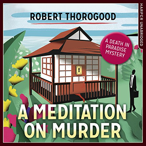 A Meditation on Murder audiobook cover art