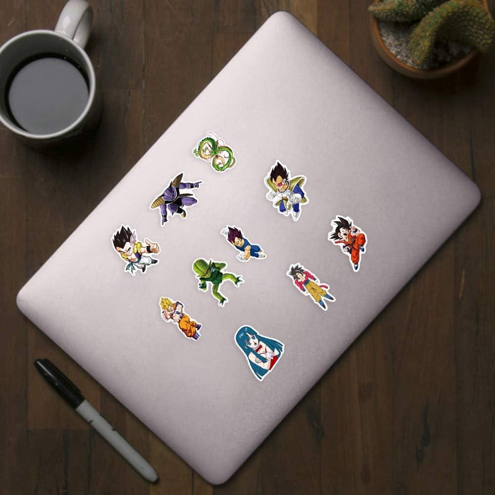 Lecheng Anime Graffiti Autocollant Patchs Pare-Chocs d/écalcomanies Autocollants de Voiture Moto v/élo Planche /à roulettes Bagages t/él/éphone Pad Ordinateur Portable Autocollants