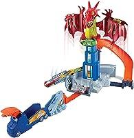 Hot Wheels - Ejderha Macerası Oyun Seti (Mattel Dwl04)
