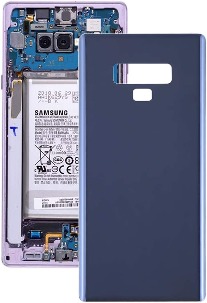 Long Beach Mall Replacement of Accessories Back Cover Genuine Free Shipping N960A for Galaxy Note9