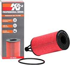 K&N Premium Oil Filter: Designed to Protect your Engine: Fits Select MERCEDES BENZ Vehicle Models (See Product Description...