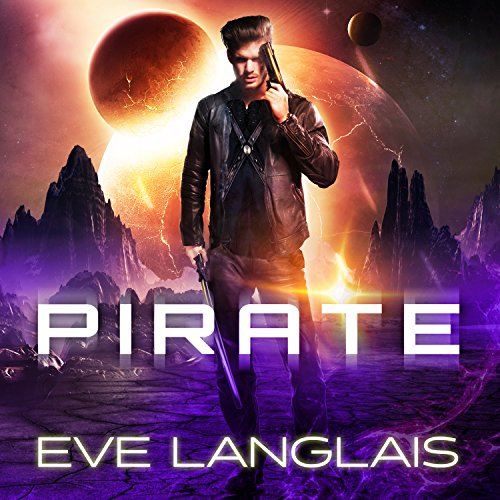 Pirate audiobook cover art