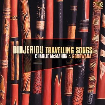 Charlie Mcmahon and Gondwana: Didjeridu Travelling Songs