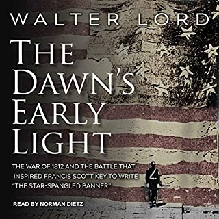 The Dawn's Early Light audiobook cover art