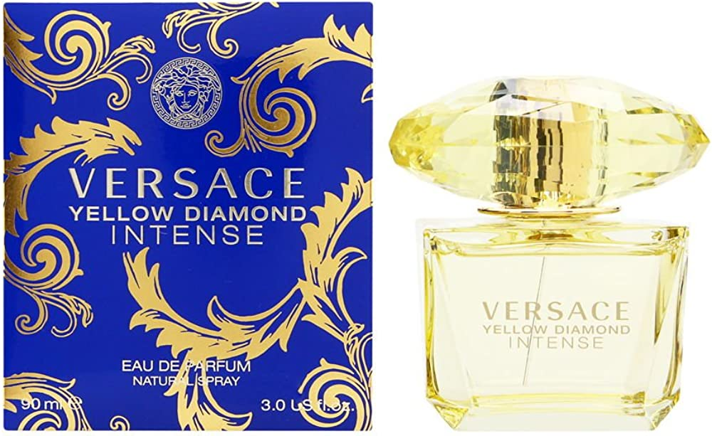 Versace yellow diamond intense acqua di colonia donna 90 ml VER521032