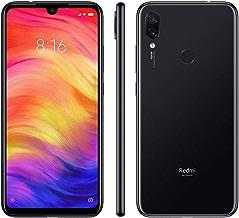 XIAOMI Redmi Note 7, Smartphone, LTE, Système d'exploitation: Android 9 (Pie), Capacité: 64 GB, écran FHD+, 19.5:9, 409ppi. 6.3 pouces, Camera 48+5 MP, f1.8, auto HDR, Black [Italia]