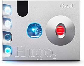 Chord Hugo 2 Transportable DAC Headphone Amplifier (Silver)