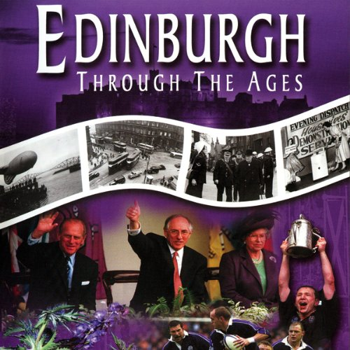 Edinburgh audiobook cover art