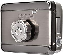 Precisie deurslot 12V Elektronische deurslot Magnetische inductietoegangscontrolesysteem Zilverbeveiliging Smart Intellige...