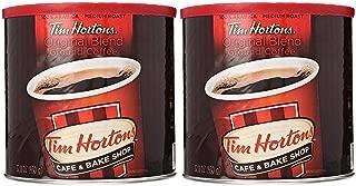 Tim Hortons AJXNPEPP 100% Arabica Medium Roast Original Blend Ground Coffee, 32.8 Ounce, 2 Pack