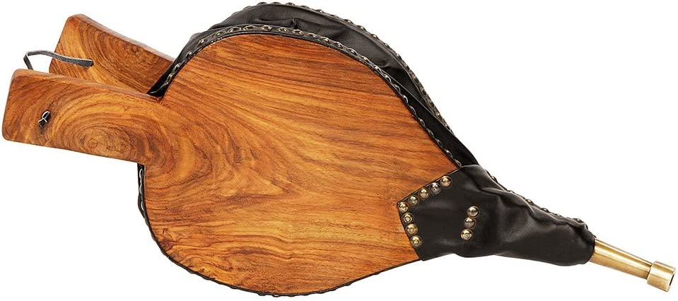 Minuteman Low price International Lodge Selling and selling Fireplace Natural B Bellows Wood