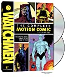 Watchmen: The Complete Motion Comics [Edizione: Regno Unito] [Reino Unido] [DVD]