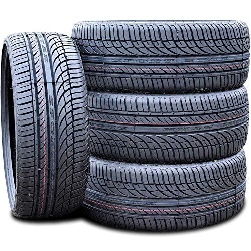 Set of 4 (FOUR) Fullway HP108 All Season High Performance Radial Tires-255/30R22 255/30ZR22 95W XL