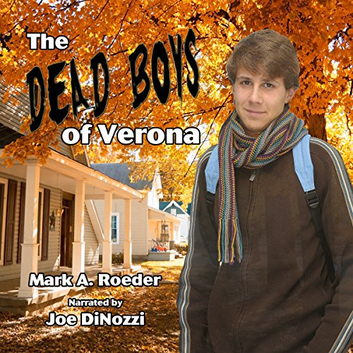 Dead Boys of Verona audiobook cover art