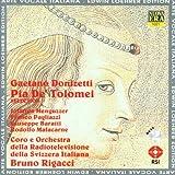 Donizetti: Pia de' Tolomei (Auszüge)