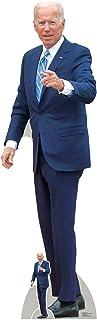 Star Cutouts Ltd SC1654 Joe Biden President Lifesize - Mini recortado de cartón, multicolor