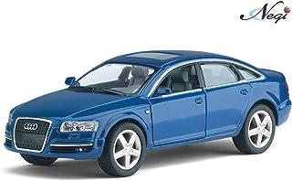 Negi Kinsmart Car 1:38 Audi A6 Car Open Door Metal Car Die-Cast Car Pull Back Car (Anyone & Colour May Vary) (Audi A6)