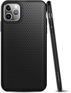 Spigen Liquid Air Designed for Apple iPhone 11 Pro Max Case (2019) - Matte Black
