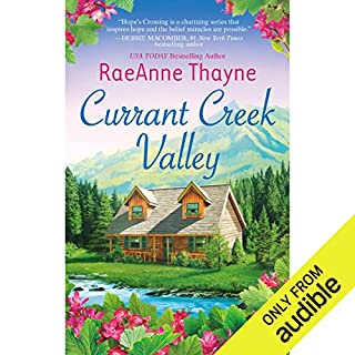 Currant Creek Valley audiobook cover art