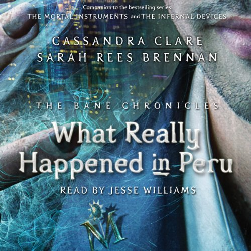 What Really Happened in Peru audiobook cover art