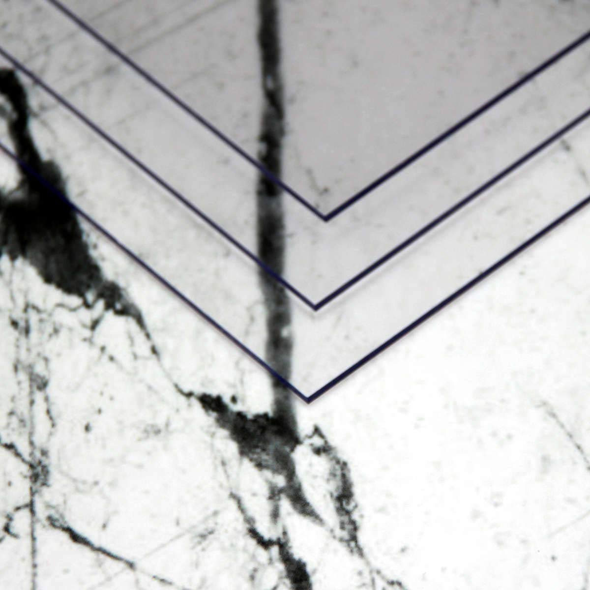 A5 21x15cm policarbonato 1,8mm spesso Piastra Lastre in PC 5 pezzi incolori e infrangibili in varie dimensioni e quantit/à con pellicola protettiva su entrambi i lati