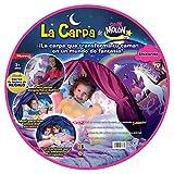 LA Carpa DE COJÍN MOLÓN (Unicornio) Tienda de campaña para la Cama.