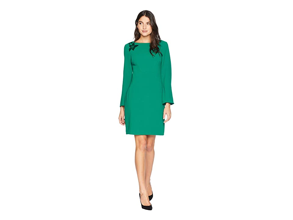 988c9daca40b Trina Turk Engaging Dress (Emerald) Women