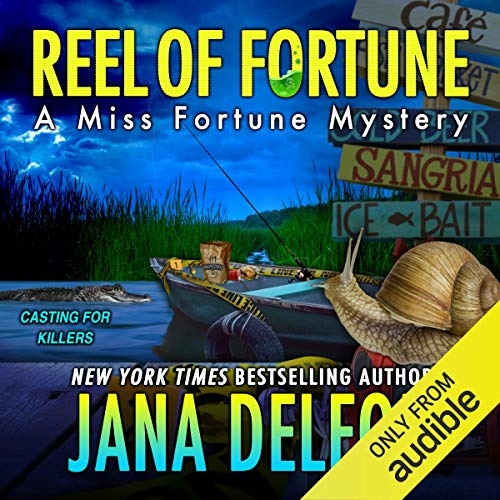 Reel of Fortune audiobook cover art