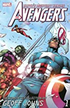 Avengers: The Complete Collection by Geoff Johns - Volume 1