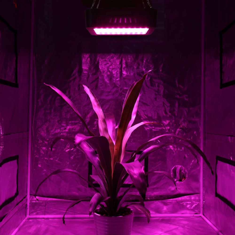 Grow Light Panel Led Grow Light Greenhouse Plant Flower Eco-Friendly Plant Lamp