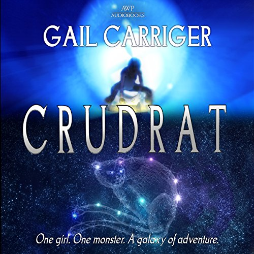 Crudrat audiobook cover art