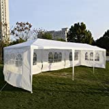 Tent 10'x30' Party Wedding Outdoor Patio Canopy Heavy Duty Gazebo Pavilion Event