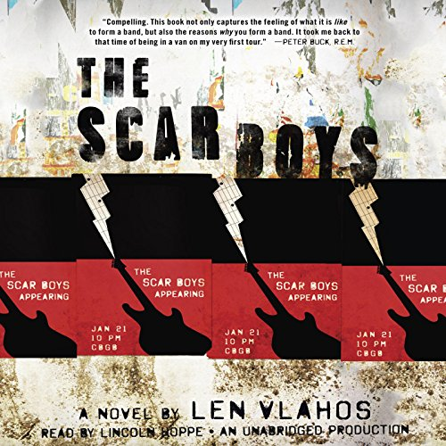 Couverture de The Scar Boys