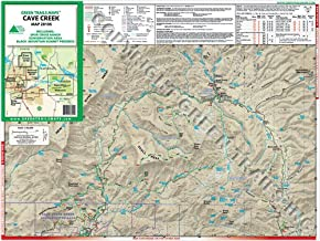 Cave Creek: Including Spur Cross Ranch Conservation Area and Black Mountain Summit Preserve (2810S)