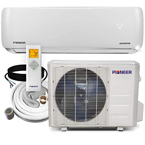 PIONEER Air Conditioner Pioneer Mini Split Heat Pump Minisplit Heatpump 12000 BTU-208/230