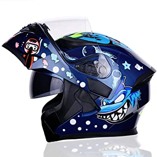 <h2>K-Flame Motorradhelm Reitbrille Brille Beschlagfrei Warm Flip Up Vorne Modularer Motorradhelm Vollgeöffneter Motocross-Helm für Sicherheitsfahrräder</h2>
