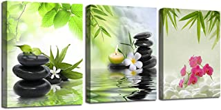 Canvas Wall Art Modern Painting Prints Artwork Wooden Framed Stunning Pictures Ready to Hang for Living Room Bedroom Kitch...