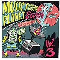 MUSIC FROM PLANET EART [10 inch Analog]