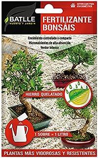 comprar comparacion Abonos - Fertilizante Bonsais Sobre para 1L - Batlle