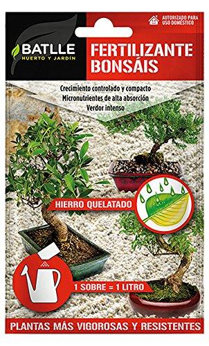 Abonos - Fertilizante Bonsais Sobre para 1L - Batlle