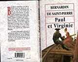 Paul et Virginie - Bordas Editions